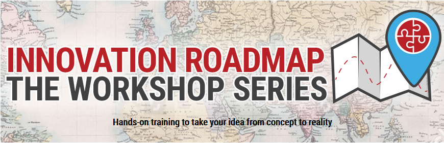 Innovation Roadmap Workshop Series Logo